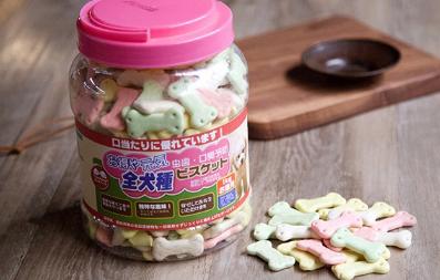 日本它它狗狗磨牙饼干幼犬可以吃吗