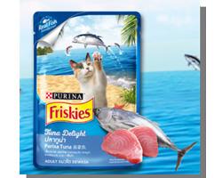 泰国原装进口喜跃成猫吞拿鱼软