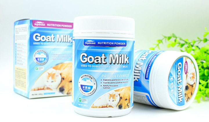 威济宠物羊奶粉