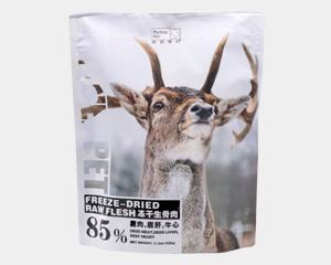 帕特诺尔冻干鹿肉 狗猫通用冻干鹿