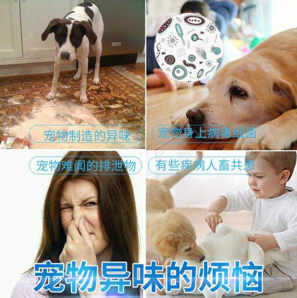 小宠祛味消毒液和美国解尿素哪个好,怎么使用