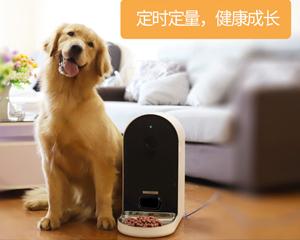 多尼斯宠物智能喂食器 自动定时定