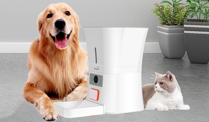 skymee/宠物智能喂食器