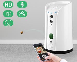 施凯美宠物自动投食器